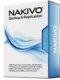 NAKIVO Backup & Replication Pro for VMware and Hyper-V
