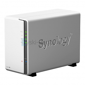 Synology DS218j (2 HDD, RAM 512MB, Marvell Armada 385)